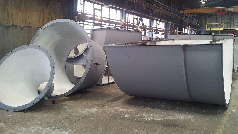 Износостойкие бетоны набрызг бетонной смесью